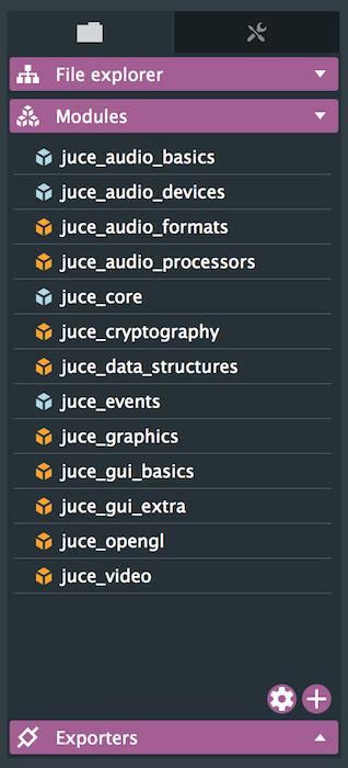 Projucer Manual | JUCE