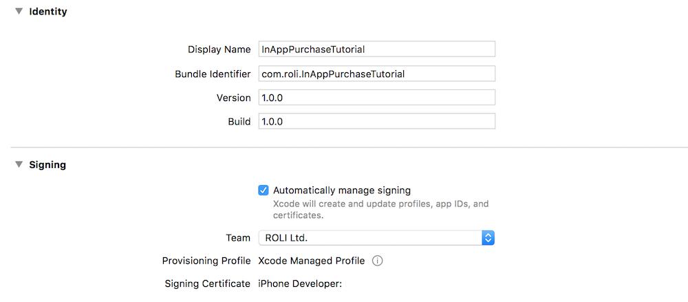 In-app purchase tutorial: getting started | raywenderlich. Com.
