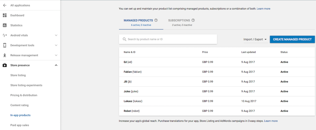 JUCE: Tutorial: In-App Purchases on desktop and mobile devices