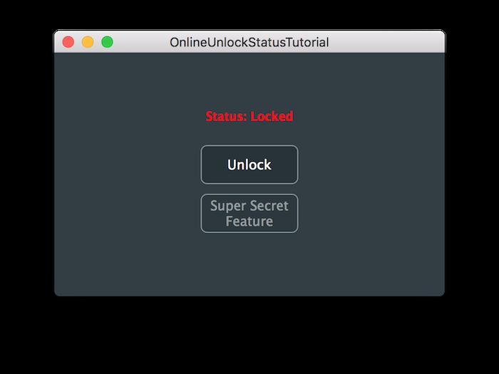 JUCE: Tutorial: Unlock your plugins through online registration