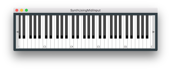 JUCE: Tutorial: Build a MIDI synthesiser